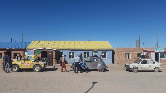 Mongolia parte 2: atravesando el Gobi y susproblemillas.